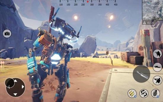 机器人大战新射击