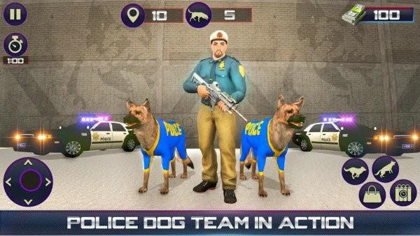 警犬值班模拟器游戏下载