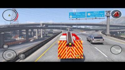 消防员紧急救援模拟器游戏下载