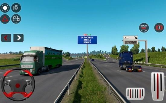 欧洲终极大卡车手机版