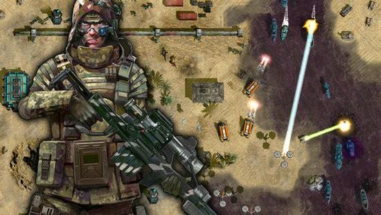 机器战争3破解版无限资源