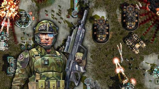 机器战争3无敌版
