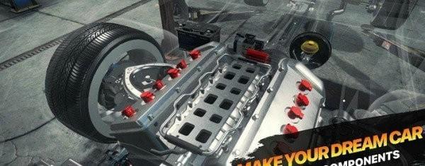 汽车维修师模拟破解版