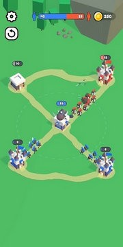 士兵城堡冲突