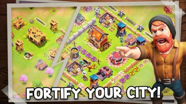 丧尸城市生存游戏安卓版下载