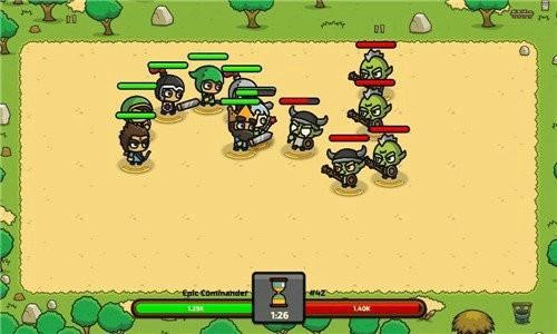 突袭英雄全面战争游戏最新版下载