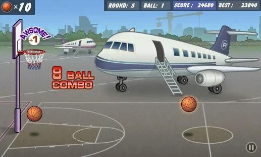 篮球投篮游戏下载