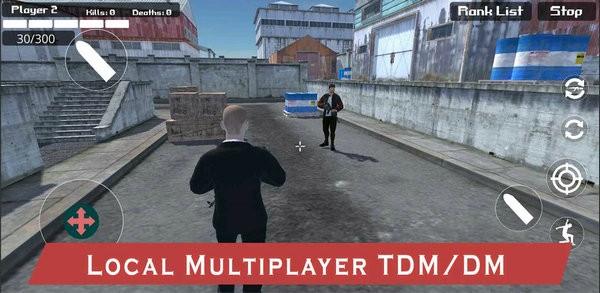 特工战役游戏手机版