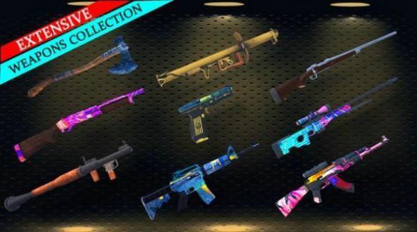 特种部队使命射击游戏官方版