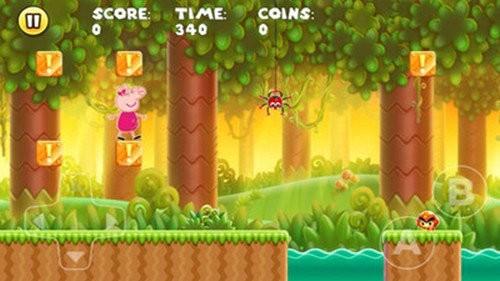 小猪佩奇大冒险游戏下载安卓版