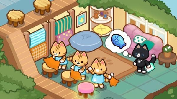 闲置猫咪小镇安卓版