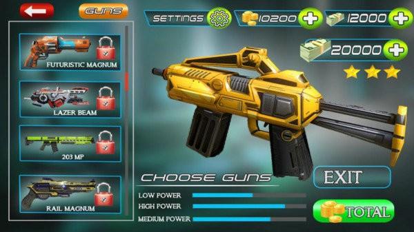 机器人精英射击官方版下载