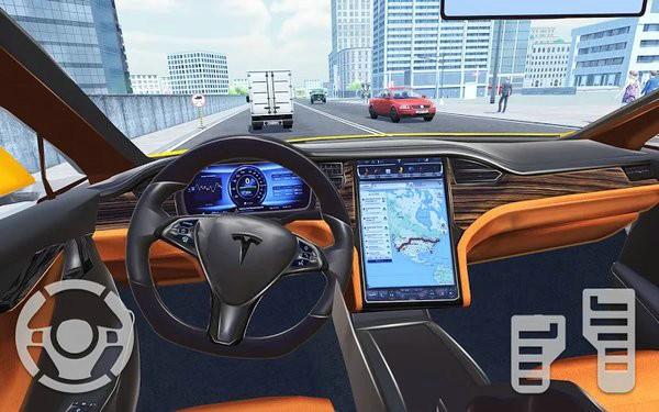 电动汽车模拟器特斯拉驾驶安卓版