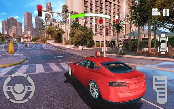 电动汽车模拟器特斯拉驾驶最新版