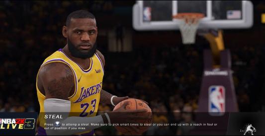 NBA2K21手游免费下载