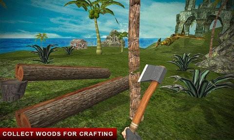 迷失岛木筏绝地求生游戏最新下载