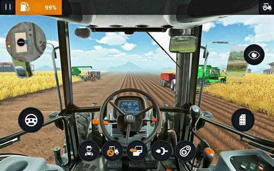 拖拉机模拟器3D