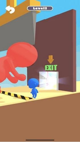 逃离巨人模拟器手机版