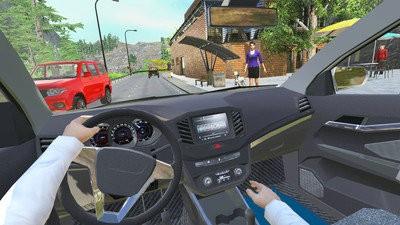 欧洲汽车模拟器游戏下载