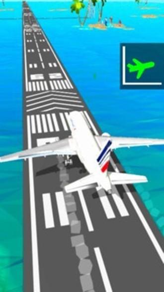 飞机飞行员3D手机版
