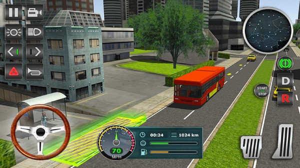 顶级巴士模拟器2021官方版