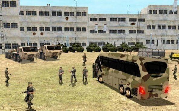 陆军大本营卡车最新版