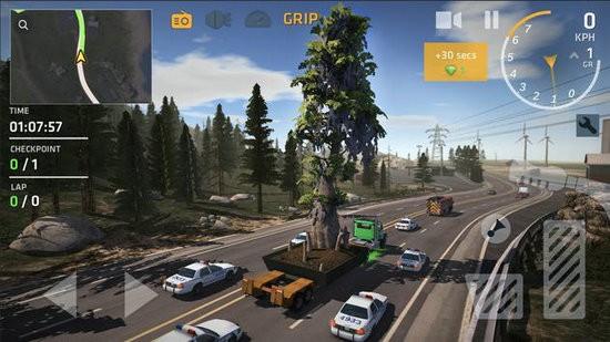 终极卡车模拟器修改版下载