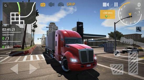 终极卡车模拟器无限金币版
