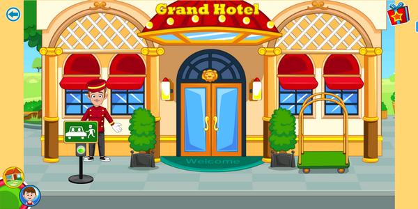 我的城镇宾馆完整中文版