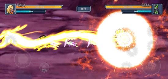 龙珠战士超神之战手机版下载