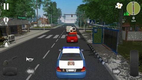 警察巡逻模拟器中文破解版