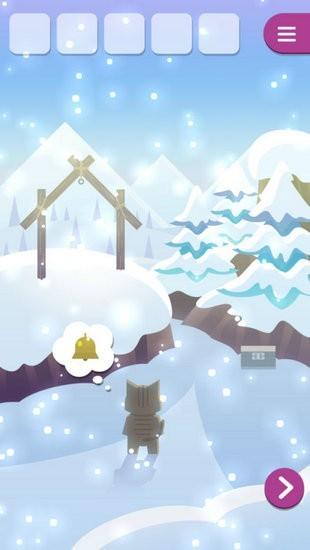 动物们与下雪的岛游戏下载
