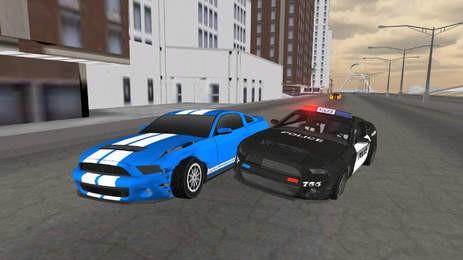 新警车驾驶手机版