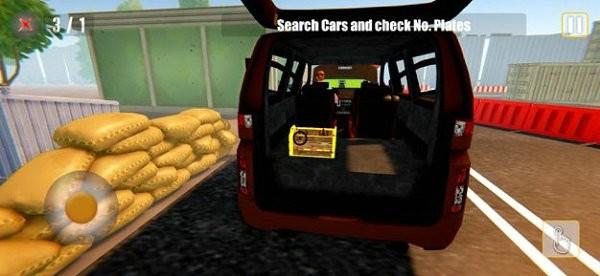 边境巡逻警察模拟器