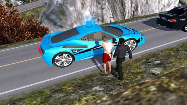 警车追捕模拟器游戏下载