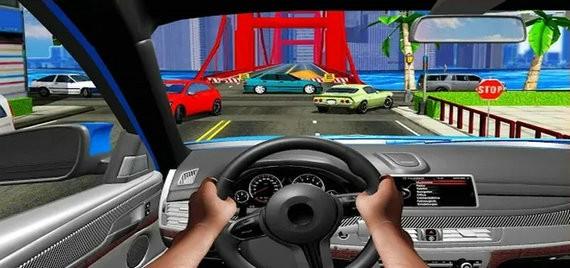 犯罪城警车模拟器下载