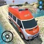 警察驾驶警车模拟器