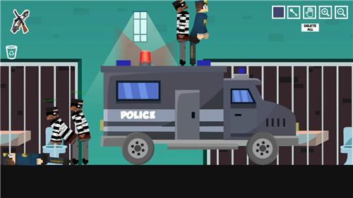 人类游乐场监狱手机版