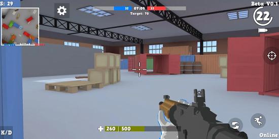 简单射击2无限子弹破解版