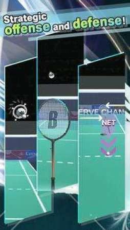 羽毛球3D打击手机版