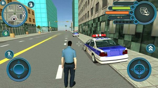警察追捕行动破解版
