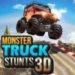 坡道怪物卡车3D