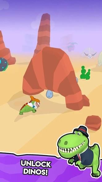 恐龙快跑3D手机版