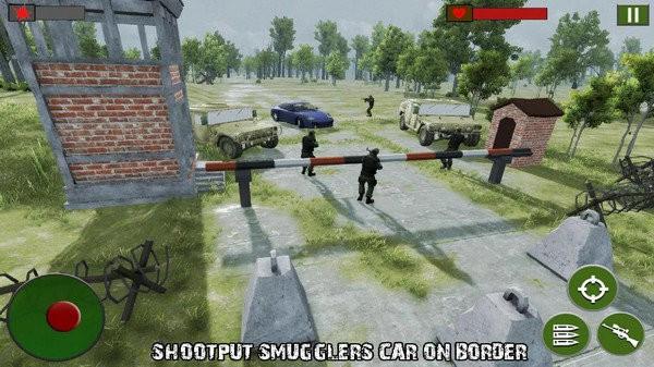 边境狙击手3D最新版下载