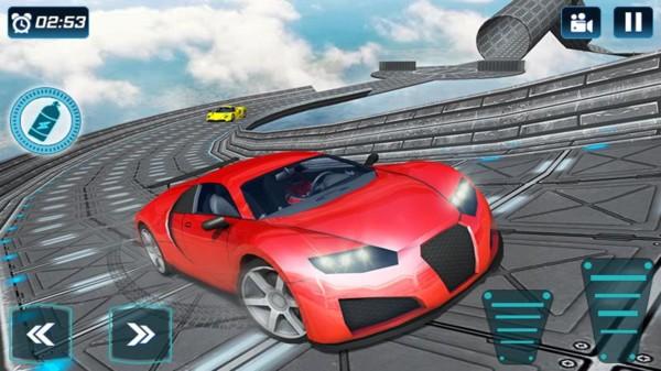汽车大坡道特技2021安卓版