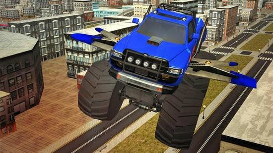 飞行卡车驾驶3D游戏手机版