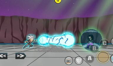 赛亚战士之神游戏最新下载