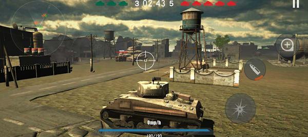 坦克模拟器2破解版
