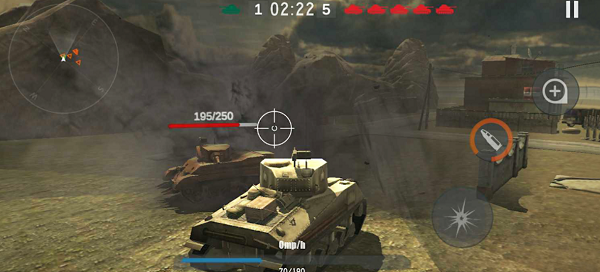 坦克模拟器2安卓版下载
