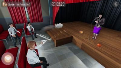 熊孩子校园模拟器手机版